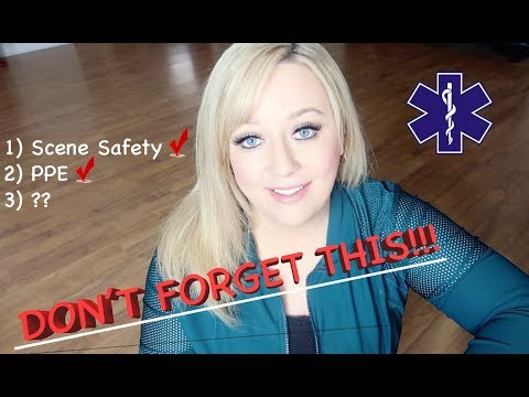 7 CRUCIAL THINGS TO REMEMBER FOR EMS CALLS || EVERY NEW EMT NEEDS TO SEE THIS!