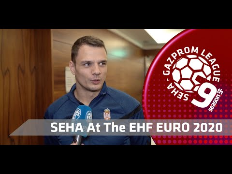 EHF EURO 2020: Time out with Cupara, Djukic and Sretenovic (SRB)