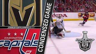 06/04/18 Cup Final, Gm4: Golden Knights @ Capitals