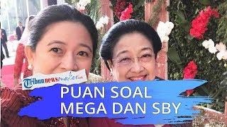 Puan Jelaskan Hubungan Mega dan SBY