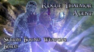 Skyrim Build - Rogue Thalmor Agent