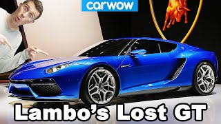 The Lamborghini GT... and 9 other cool cars that should have made production.