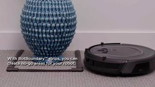Shark Ion Robot 750 Vacuum With Wi Fi Connectivity