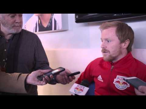 DAX MCCARTY: Media Day Interview