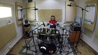 Marco Morabito Online Session Drummer, Drum Mix.