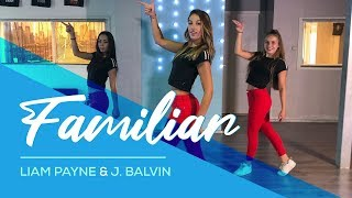 Familiar - Liam Payne & J. Balvin - Easy Dance   - Choreography