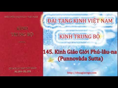 Kinh Trung Bộ - 145. Kinh giáo giới Phú-lâu-na
