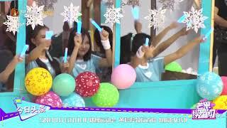 SNH48 GROUP偶像运动会 黄婷婷领衔首唱《加油女孩》《芒果捞星闻》Mango Star News【芒果TV精选频道】