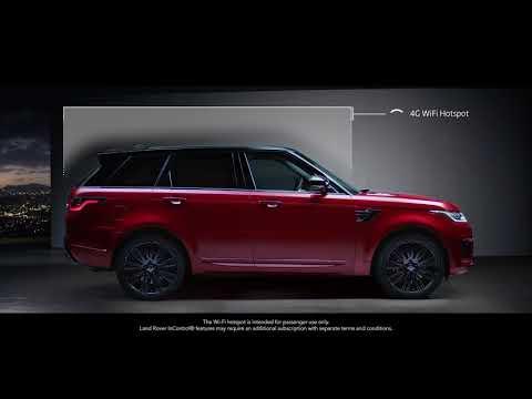 New Range Rover Sport | Advanced Technology | Land Rover USA