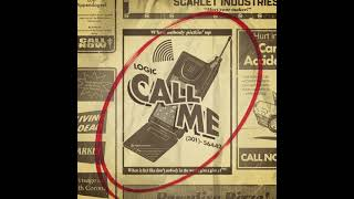 Logic - Call Me (Official Audio)