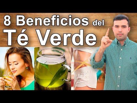 Beneficios y Propiedades del Te Verde - Para Que Sirve el Té Verde - Perder Peso y Salud