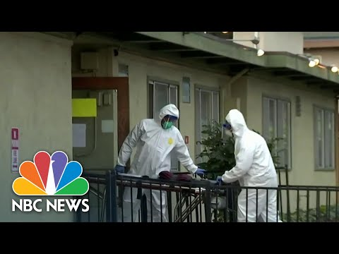 Nursing Homes Hit Hard By Coronavirus As Families Worry For Loved Ones | NBC Nightly News