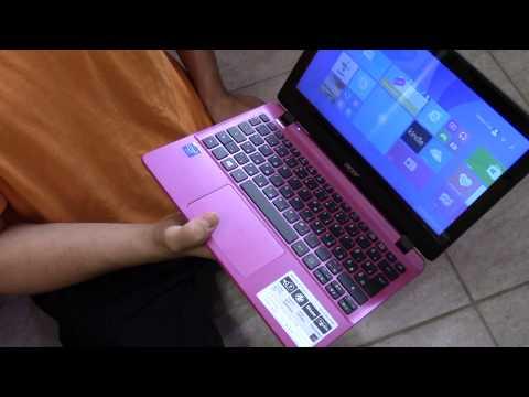 Acer Aspire V 11 Touch (V3-112P) notebook bemutató videó | ITFroccs.hu