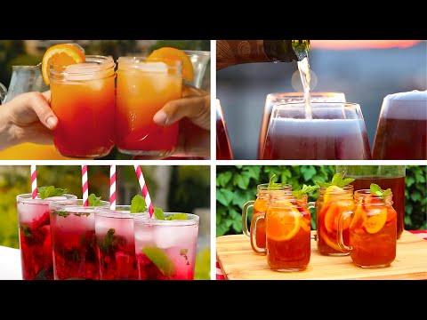 5 лесни летни коктейла