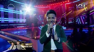 Te quiero a tí - Kumbia Kings - Dúo MIA  - Factor X 2019