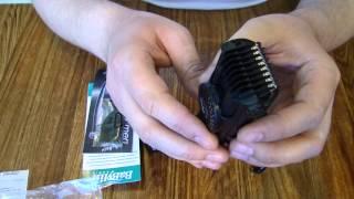 Unboxing BaByliss E845E (Электробритва-триммер)