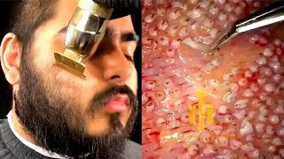 💈 Best Barbers In The World ♛ Amazing Compilation Hairstyles For Mens EP  78