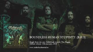 STRIKEBACK - Boundless Human Stupidity (B.H.S) [OFFICIAL SINGLE]