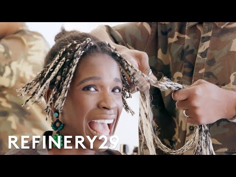 I Shaved Off All My Hair & Bleached It Blonde | Hair Me Out | Refinery29