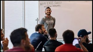 Talkin' Shop #5 - Jason Hettler - S&C Coach ALTIS