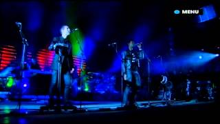 Massive Attack - 6 Song Set From Glastonbury Festival 2008