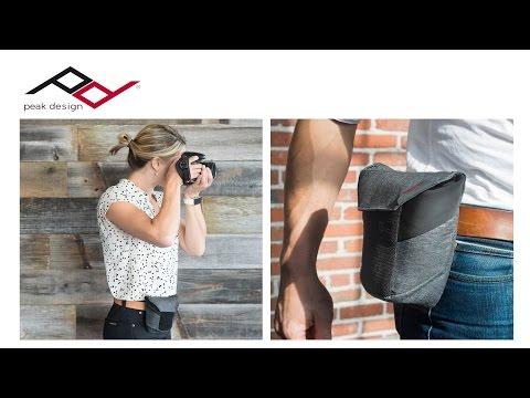 Peak Design Range Pouch Objektivtasche für Gürtel und Peak-Design-Kameragurte #eycPD