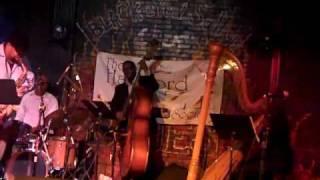 Dezron Douglas & Brandee Younger @ Black Eyed Sally's Monday Night Jazz...