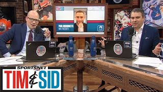 Paul Bissonnette Weighs In On Incident Involving Matthew Tkachuk And Zack Kassian | Tim and Sid