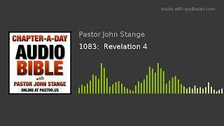1083:  Revelation 4