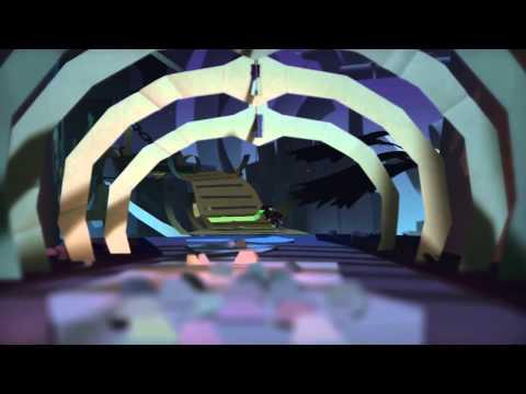 Видео № 0 из игры Сорванец: Развернутая история (Tearaway Unfolded) [PS4]