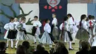 preview picture of video 'Mézeskalács Néptáncegyüttes Szigetszentmiklós - Nézd meg lányom'