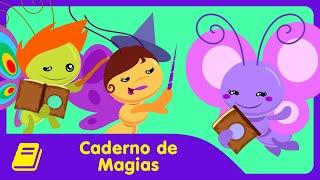Galinha Pintadinha Mini - Historinha - Caderno de Magias