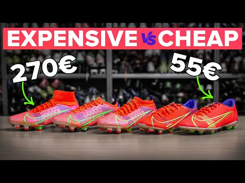 CHEAP vs EXPENSIVE new Nike Mercurials – explained