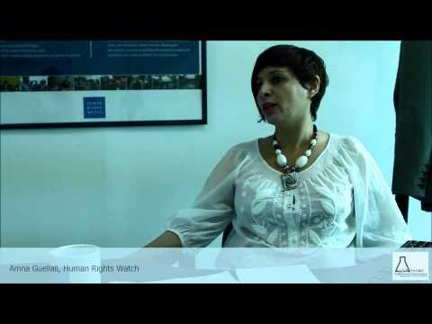 INTERVIEW - Quatre questions à Amna Guellali (HRW) - #2 - Une loi de lutte contre le terrorisme est-elle nécessaire?