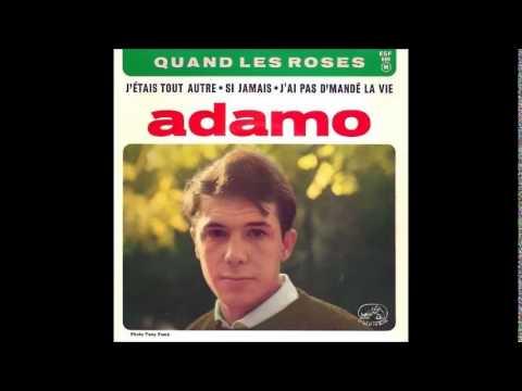 Salvatore Adamo - Quand Les Roses (1964)