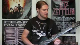 BA Guitar Tuition - 'Dirty Black Summer (Danzig)' Guitar lesson