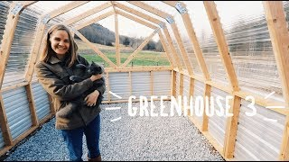 Building The Best Greenhouse On The Internet