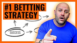 Betting Strategy That Works | Make an Income Betting on Sports