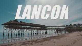 Pantai Lancok - Cinematic Video   DJI Mavic Mini Feat Panasonic Lumix GX9