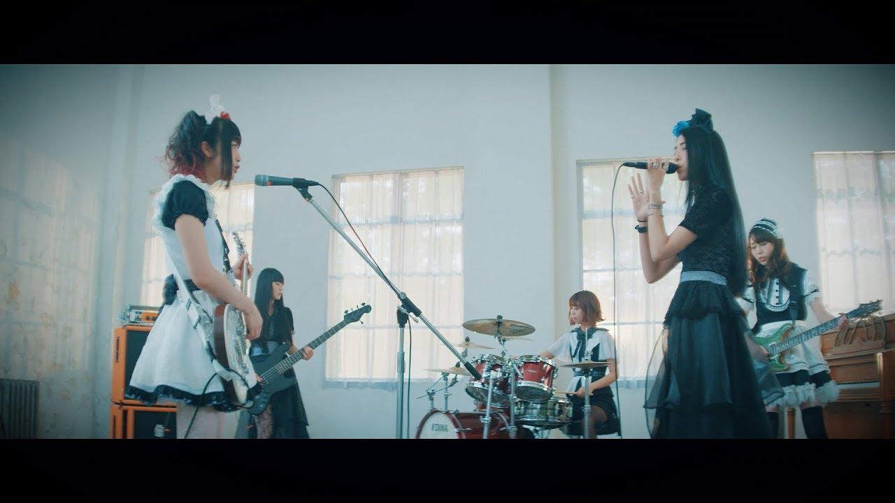 [Japan] MV : BAND-MAID - start over