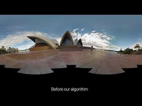 Google Street View, nuovo algoritmo per migliorare le panoramiche