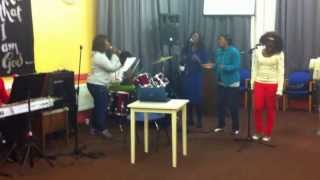 Let the Peace of God Reign - COP Bristol PIWC (Doe Worgbah)