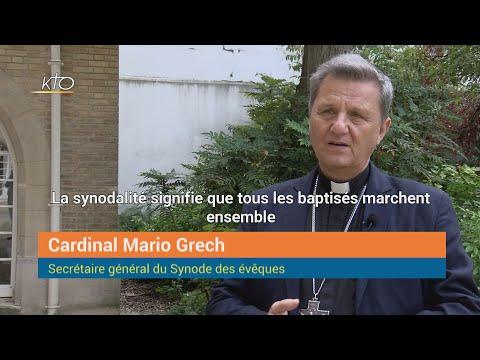 Synode sur la synodalité : la préparation des évêques de France