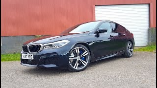 BMW 6 klasė Gran Turismo (G32) 2017 - dabar