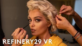 Get Ready With Bebe Rexha For An Award Show | Get Glam | Refinery29