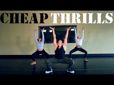 sia cheap thrills the fitness marshall dance workout