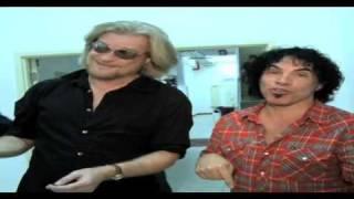 American pop music duo Hall & Oates rocks Jamaica