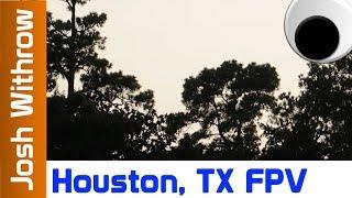 Memorial Park Houston TX | FPV Freestyle Drone Kwad Quad Quadcopter
