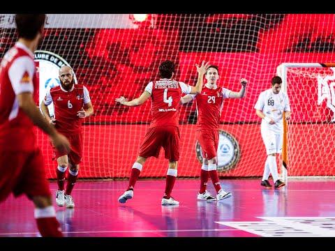 4770fdec43 Taça da Liga Futsal  SC Braga AAUM 4 - 1 Eléctrico FC