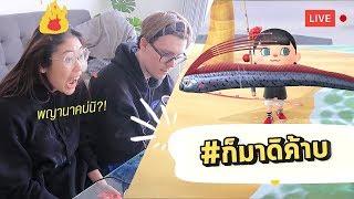 แคสขากๆ EP3 - พ่อบ้านใจกล้าพาบินทัวร์เกาะร้าง VS เกาะไฮโซ | #สตีเฟ่นโอปป้า x Animal Crossing